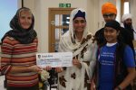 Akaal Seva Volunteers donate to Tibbs Dementia